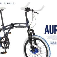 ドッペルギャンガー 219 aurora(オーロラ) 20インチ折りたたみ自転車